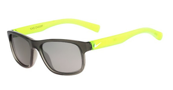 Nike   NIKE CHAMP EV0815 063 ANTHRACITE/VOLT WITH GREY W/SILVER FLASH  LENS