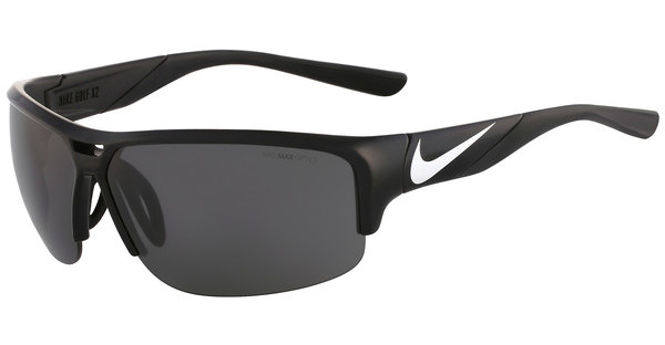 Nike NIKE GOLF X2 EV0870 001 BLACK/METALLIC SILVER WITH GREY LENS