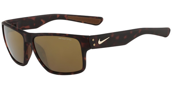 Nike NIKE MAVRK R EV0773 245 MATTE TORTOISE WITH BROWN W/BRONZE FLASH LENS LENS