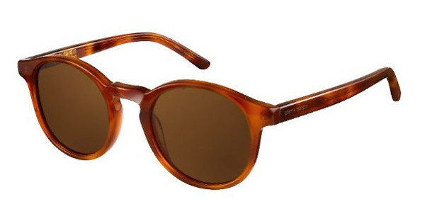 Pierre Cardin P.C. 6174/S 056/EC BROWNLT HAVANA (BROWN)