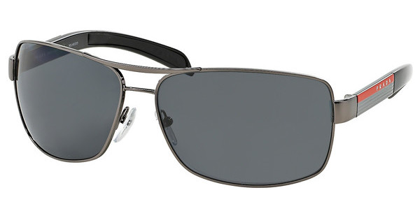 Prada Sport PS 54IS 5AV5Z1 POLAR GRAYGUNMETAL