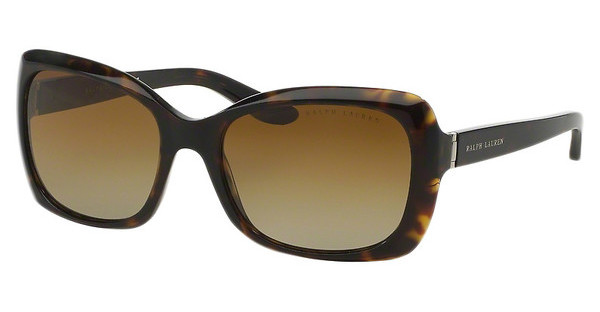 Ralph Lauren RL8134 5003T5 POLAR BROWN GRADIENTDARK HAVANA