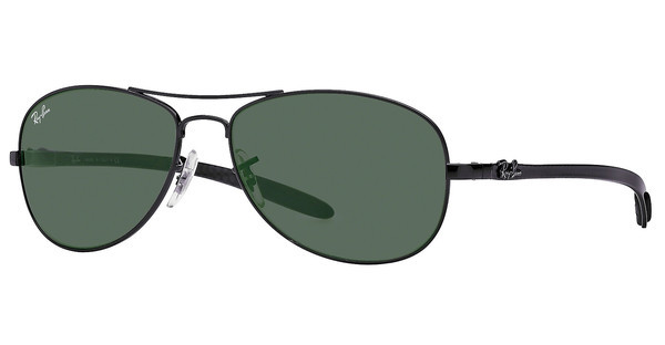 Ray-Ban   RB8301 002 CRYSTAL GREENBLACK
