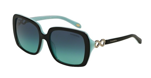 Tiffany TF4110B 80559S AZURE GRADIENT BLUEBLACK/BLUE