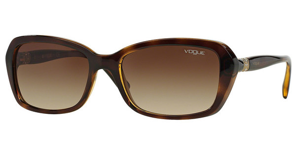 Vogue VO2964SB W65613 BROWN GRADIENTHAVANA