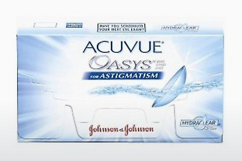 Lentile de contact Johnson & Johnson ACUVUE ADVANCE for ASTIGMATISM AGT-6P-REV