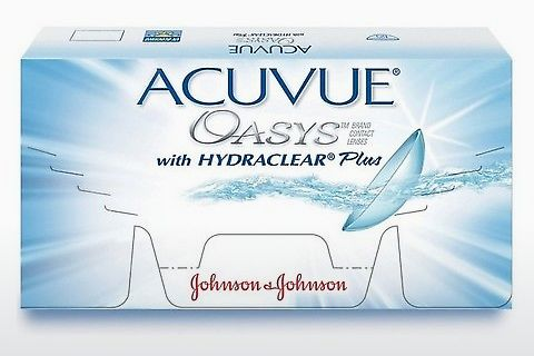 Lentile de contact Johnson & Johnson ACUVUE OASYS for ASTIGMATISM CYP-12P-REV