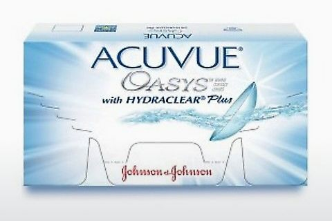 Lentile de contact Johnson & Johnson ACUVUE OASYS with HYDRACLEAR Plus PH-12P-REV