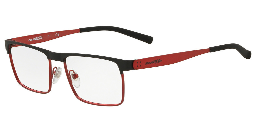Arnette   AN6120 708 BLACK RUBBER/MATTE RED