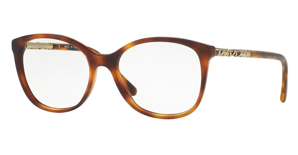 Burberry   BE2245 3316 LIGHT HAVANA