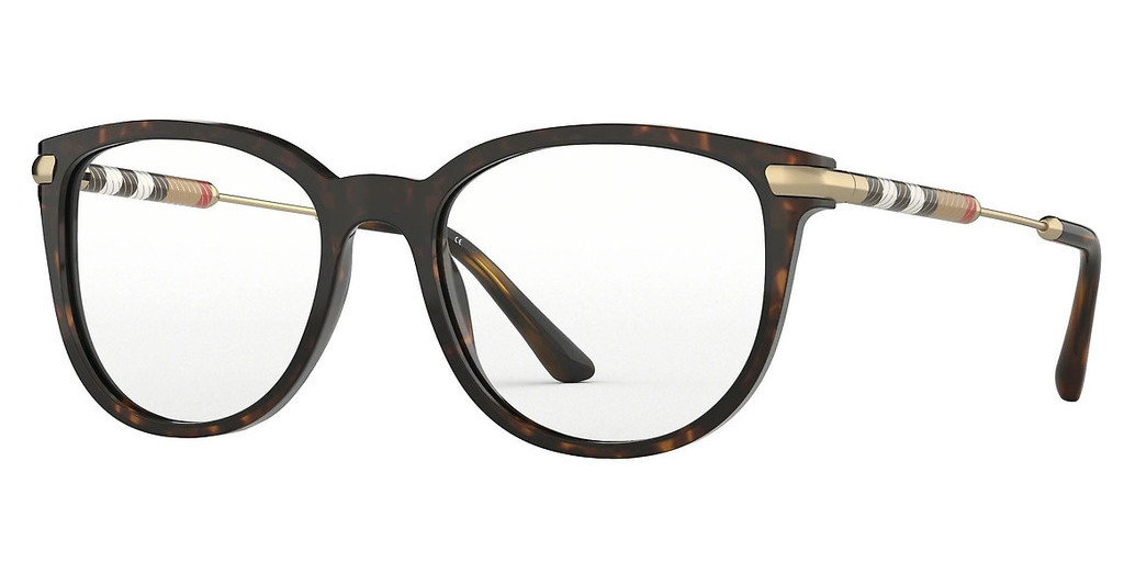 Burberry   BE2255Q 3002 DARK HAVANA