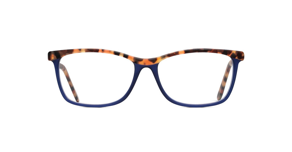 Maui Jim   MJO2110 54B Matte Light Tortoise with Dark Blue