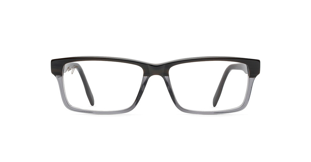 Maui Jim   MJO2120 19B Espresso Fade to Grey