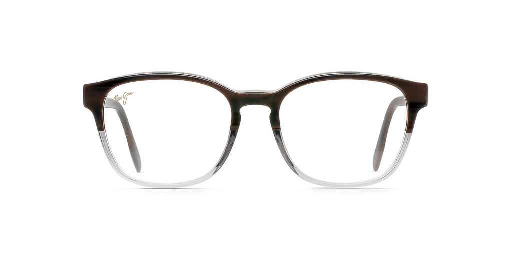 Maui Jim   MJO2125 19B Espresso Fade to Grey
