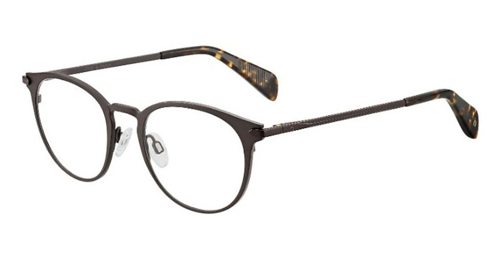 Rag and Bone   RNB7005 4IN MTT BROWN