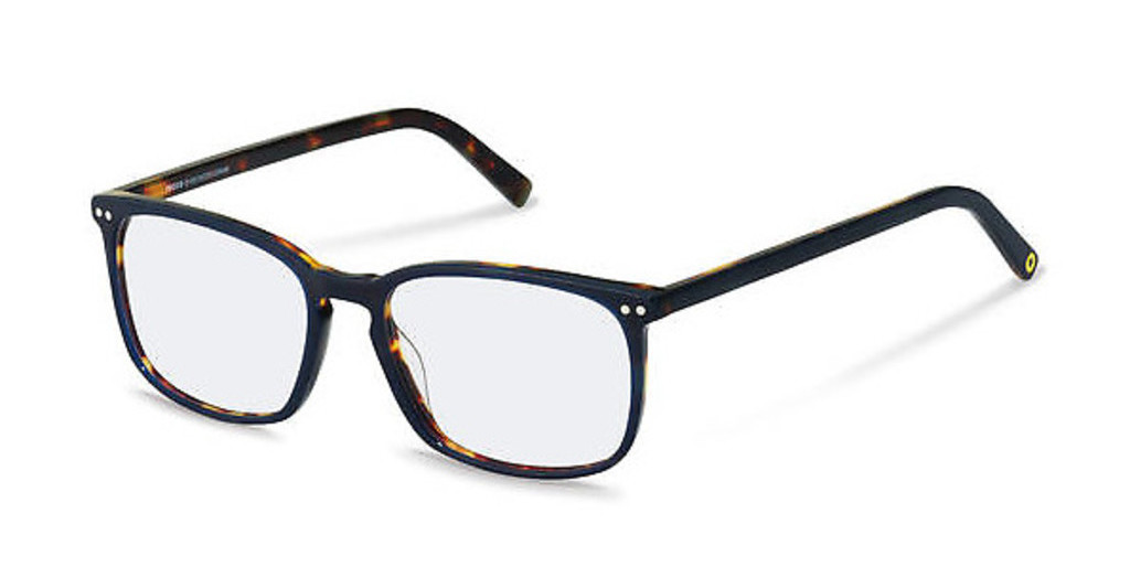 Rocco by Rodenstock   RR448 E blue havana layered