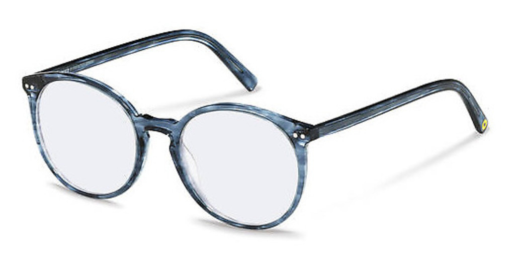 Rocco by Rodenstock   RR451 C blue structured