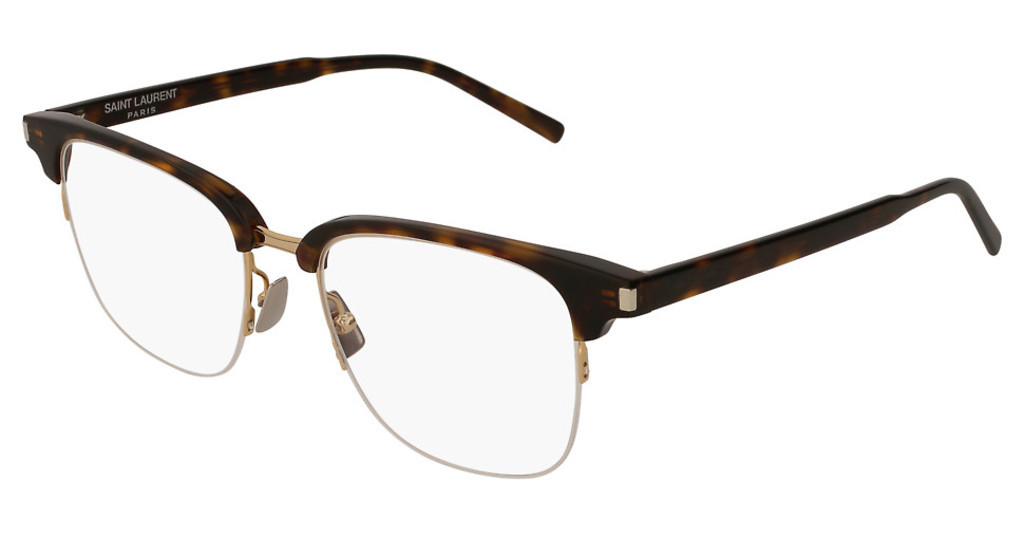 Saint Laurent   SL 189 SLIM 002 HAVANA