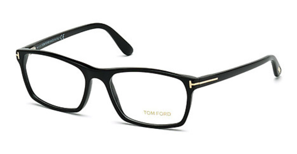 Tom Ford   FT5295 002 schwarz matt