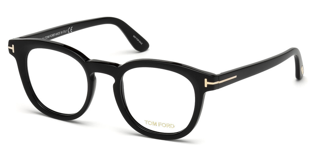 Tom Ford   FT5469 002 schwarz matt