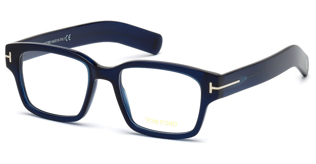Tom Ford   FT5527 090 blau glanz