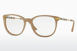 Ochelari de design Burberry BE2255Q 3656 - Transparent, Alb