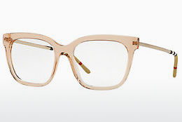 Ochelari de design Burberry BE2271 3358 - Transparent, Maro