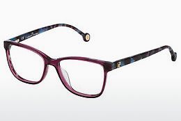 Ochelari de design Carolina Herrera VHE719L 0W48 - Transparent