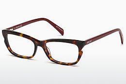 Ochelari de design Just Cavalli JC0797 054 - Havana, Red