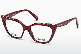 Ochelari de design Just Cavalli JC0811 069 - Roşu burgund, Bordeaux, Shiny