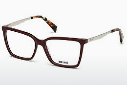 Ochelari de design Just Cavalli JC0813 069 - Roşu burgund, Bordeaux, Shiny