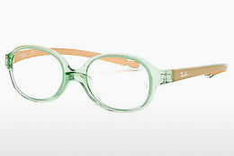 Ochelari de design Ray-Ban Junior RY1587 3766 - Transparent, Verde