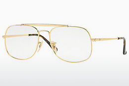 Ochelari de design Ray-Ban The General (RX6389 2500) - Auriu