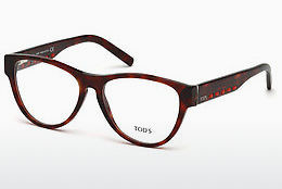 Ochelari de design Tod's TO5180 054 - Havana, Red