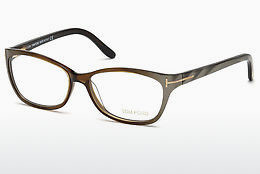 Ochelari de design Tom Ford FT5142 050 - Maro, Dark
