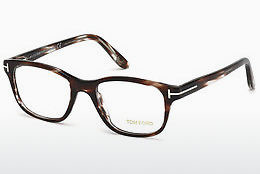 Ochelari de design Tom Ford FT5196 050 - Maro, Dark