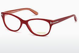 Ochelari de design Tom Ford FT5292 077 - Roz, Fuchsia