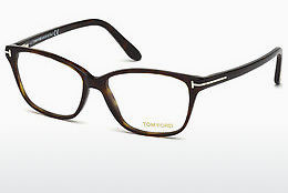 Ochelari de design Tom Ford FT5293 052 - Maro, Dark, Havana