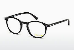 Ochelari de design Tom Ford FT5294 069 - Roşu burgund, Bordeaux, Shiny