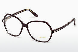 Ochelari de design Tom Ford FT5300 071 - Roşu burgund, Bordeaux
