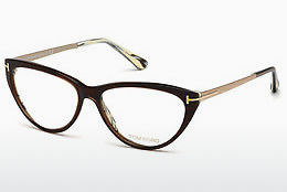 Ochelari de design Tom Ford FT5354 050 - Maro, Dark
