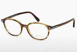 Ochelari de design Tom Ford FT5391 048 - Maro, Dark, Shiny