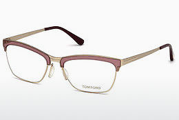 Ochelari de design Tom Ford FT5392 071 - Roşu burgund, Bordeaux