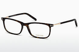 Ochelari de design Tom Ford FT5398 052 - Maro, Dark, Havana