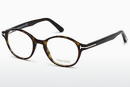 Ochelari de design Tom Ford FT5428 052 - Maro, Dark, Havana