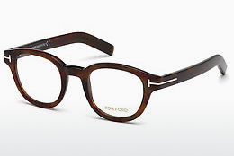 Ochelari de design Tom Ford FT5429 054 - Havana, Red