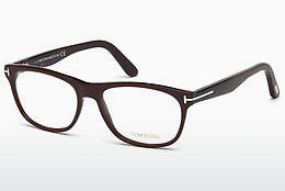 Ochelari de design Tom Ford FT5431 048 - Maro, Dark, Shiny