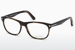 Ochelari de design Tom Ford FT5431 062 - Maro, Horn, Ivory