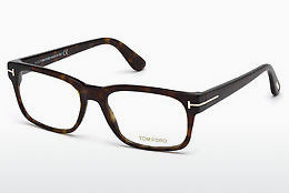 Ochelari de design Tom Ford FT5432 052 - Maro, Dark, Havana