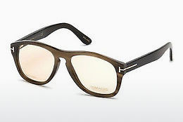 Ochelari de design Tom Ford FT5440-P 64E - Fildeş, Horn, Brown